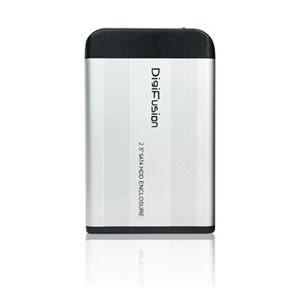 伽利略 SATA 轉 USB2.0 2.5吋 硬碟外接盒 銀 HD-256U2S