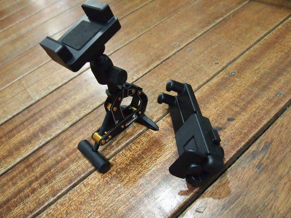凱傑樂器 TAKEWAY T1 鉗式腳架組 (含平板夾T-TH01) 相機夾、手機夾、平板夾