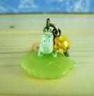【震撼精品百貨】慕敏嚕嚕米家族_Moomin Valley~拉鍊扣-趴