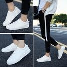 小白鞋 運動休閒鞋 男士板鞋 韓版潮流百搭男鞋 學生平底鞋快速出貨
