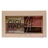 【彤彤小舖】美國 Maybelline GIGI HADID 聯名款訂製眼彩盤 0.14oz / 4g 藍調玫瑰GG16 原裝進口