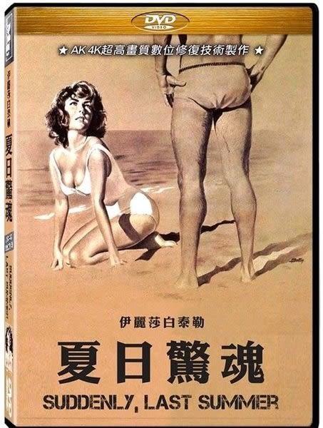 伊麗莎白泰勒 夏日驚魂 DVD (購潮8)