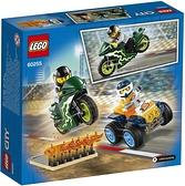 LEGO 樂高 城市系列 特技隊 60255