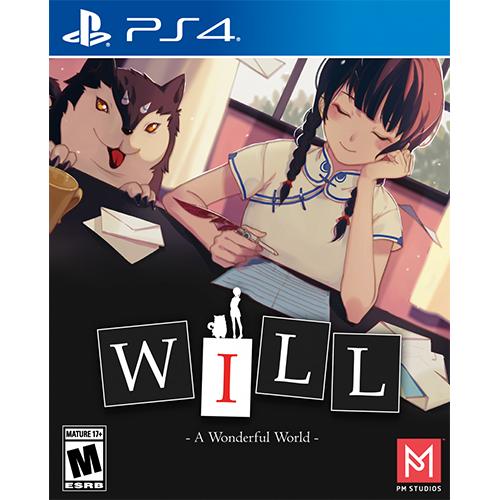 【PS4 遊戲】WILL:美好世界《中英日版》