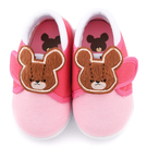 童鞋城堡-小熊學校 小童 質感舒適寶寶鞋...
