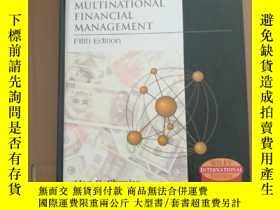 二手書博民逛書店FOUNDATIONS罕見OF MULTINATIONAL FI