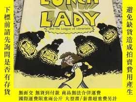 二手書博民逛書店Lunch罕見Lady and the League of Librarians郞琪女士與圖書管理員Y2667