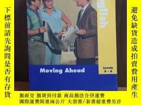 二手書博民逛書店Moving罕見ahead. Levels 5-6Y12800