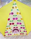 【震撼精品百貨】CHIBI MARUKO CHAN_櫻桃小丸子~小丸子直立式雨傘-黃(60CM)#24738