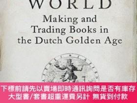 二手書博民逛書店The罕見Bookshop of the World:Making and Trading Books in th