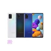 【SAMSUNG】Galaxy A21s (4G/64G) 6.5吋八核心手機
