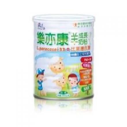 【121婦嬰用品館】樂亦康成長羊奶粉A+ 900g 12罐組 再送贈品*1