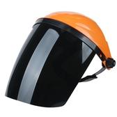 面具電焊面罩頭戴式防護焊工焊接焊帽氬弧焊面屏面具眼鏡氣保焊燒焊 喵小姐