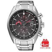 CITIZEN星辰Eco-Drive   情人節推薦款**限量計時光動能腕錶CA0590-58E