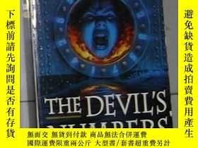 二手書博民逛書店英文原版罕見The Devil s Numbers by G.M