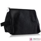 ReVive 雅緻化妝包-黑色(19X10.5X14.5cm)【美麗購】