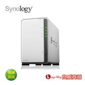 ~加碼送隨身碟~ Synology 群暉 DiskStation DS220j 2Bay NAS 網路儲存伺服器 (不含硬碟)