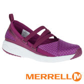 【MERRELL 美國 】1SIX8 MJ AC+ 淑女休閒鞋『紫紅』45704 機能鞋│健行鞋│登山│戶外 │低筒 │短筒