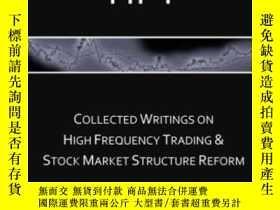 二手書博民逛書店The罕見Problem Of Hft - Collected Writings On High Frequenc