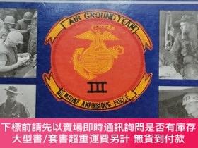 二手書博民逛書店U.S.罕見Marine Corps UNIT INSIGNIA IN VIETNAM 1961-1975Y1