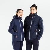 戶外情侶沖鋒上衣外套 秋季單層防風外套防水夾克TRIBORD巴黎街頭