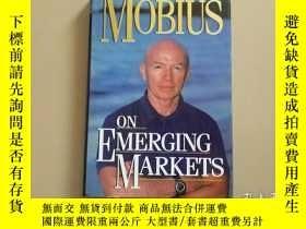 二手書博民逛書店MOBIUS罕見ON EMERGING MARKETS 新興市場