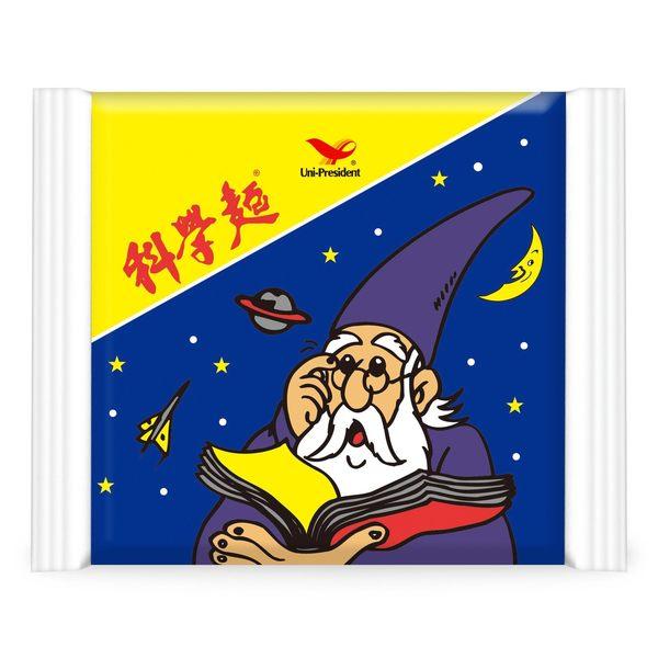 科學麵40g5包/組【合迷雅好物超級商城】