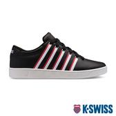 【超取】K-SWISS Court Pro II時尚運動鞋-男-黑/白/紅