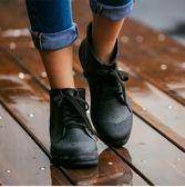 夏季潮時尚女士成人低幫水鞋Eb12994『小美日記』