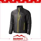 【MARMOT 男 Baffin保暖外套《黑》】72690/防風外套/防水外套/運動戶外/登山外套
