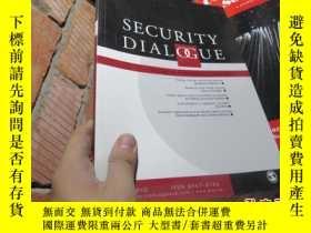 二手書博民逛書店security罕見dialogue volume 43 num