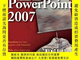 二手書博民逛書店Powerpoint罕見2007 BibleY256260 Faithe Wempen Wiley 出版20