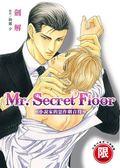 (二手書)Mr. Secret Floor~小說家的惡作劇音符~(全)