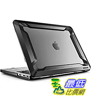 [美國直購]  i-Blason Apple Macbook Pro 13吋 黑色 B01MCZJLA5 [Dual Layer] 平板 保護殼