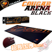 [ PC PARTY ]  美洲獅 COUGAR ARENA BLACK 加長型 遊戲滑鼠墊 桌墊