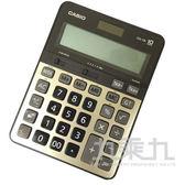 CASIO 10位元計算機 DS-1B-GD