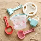 Modern House美登好室兒童玩沙子挖鏟子工具寶寶洗澡沙灘玩具套裝