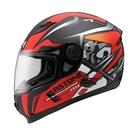 【東門城】ASTONE ROADSTAR WW13 (平光黑/紅) 全罩式安全帽