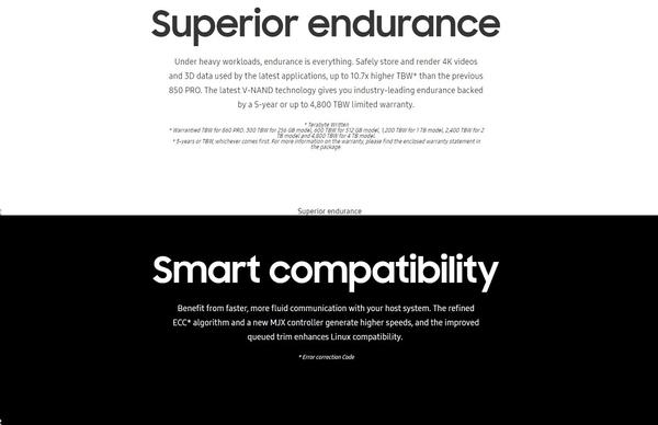 "[免運] SAMSUNG [860 PRO] SSD 2.5"" 2TB 2T MZ-76P2T0BW 2.5吋 SATA 6Gb/s 固態硬碟"