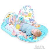嬰兒腳踏鋼琴健身架器新生兒寶寶音樂玩具0-1歲3男女孩益智 igo陽光好物