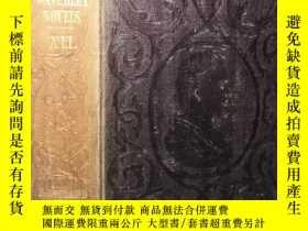 二手書博民逛書店1851年罕見WAVERLEY NOVELS 威弗利小說 卷41 HIGHLAND WIDOW. 和 TWO DR