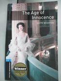 【書寶二手書T6/語言學習_KMP】The Age of Innoncence_Wharton, Edith (EDT)