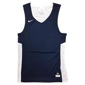 Nike Reversible 男 女 深藍 白 雙面穿團體籃球服 球衣 透氣 上衣 刺繡 無袖 背心 t恤 867767420
