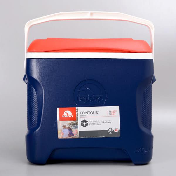 美國【Igloo】手提保冷冰桶1入30QT / 28L 適合存放3天