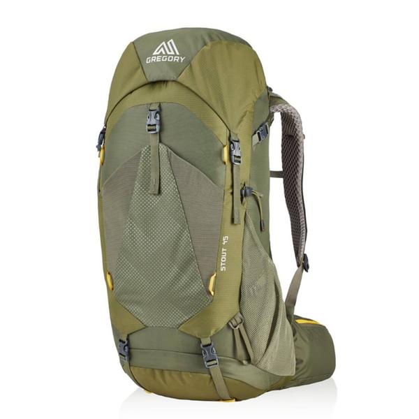【美國 GREGORY】 STOUT 登山背包 45L『茴香綠』G126872 (專為女性設計) 登山|露營|後背包