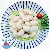 微光日燿 澎湖超Q彈狗母魚丸 300g/包