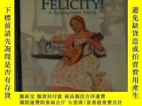 二手書博民逛書店英文原版罕見Happy Birthday, Felicity!