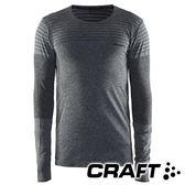 【CRAFT】男 Cool全天候長袖排汗衣 CoolComfort RNLSM『深灰』1904917 慢跑  透氣 登山健行 跑步 三鐵