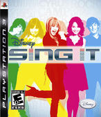 PS3  Disney Sing It Bundle with Microphone  迪
