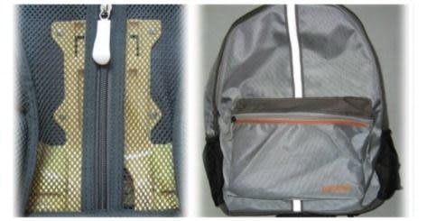 《chunbaiyi》減壓減重 背得輕人體工學 書包/背包-學生 書包的最佳選擇 贈 實用斜肩包*1個